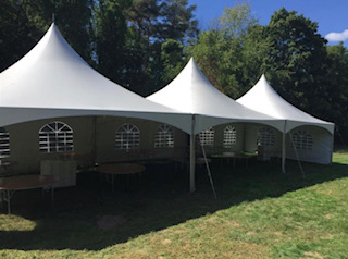 20x60 Party Tent